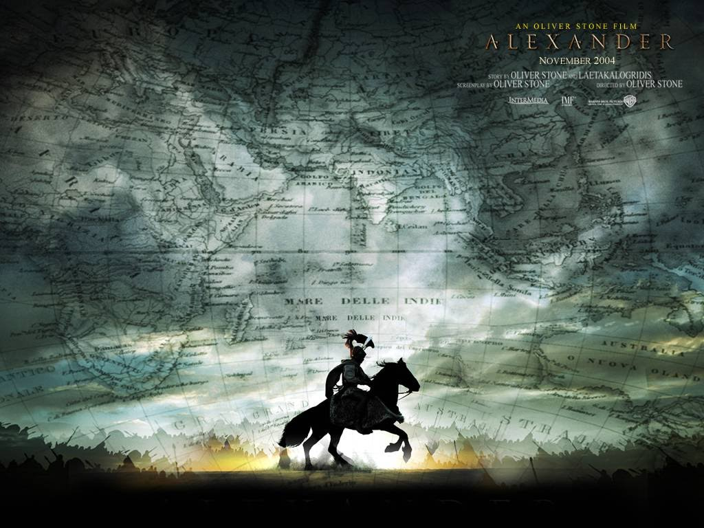 Alexander The Great Wallpaper