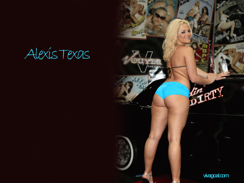 Alexis Texas Desktop Wallpaper