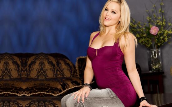 Blond wife in stockings Alexis Texas got her pussy banged on the couch № 1569366  скачать