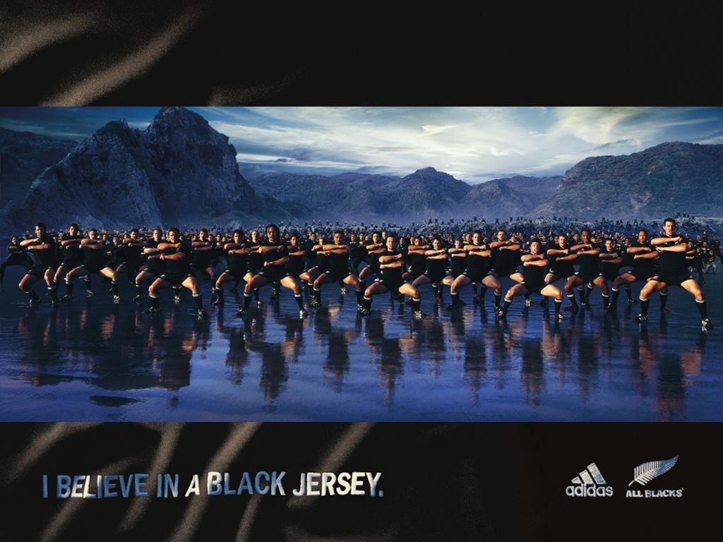 All Blacks Haka Wallpaper