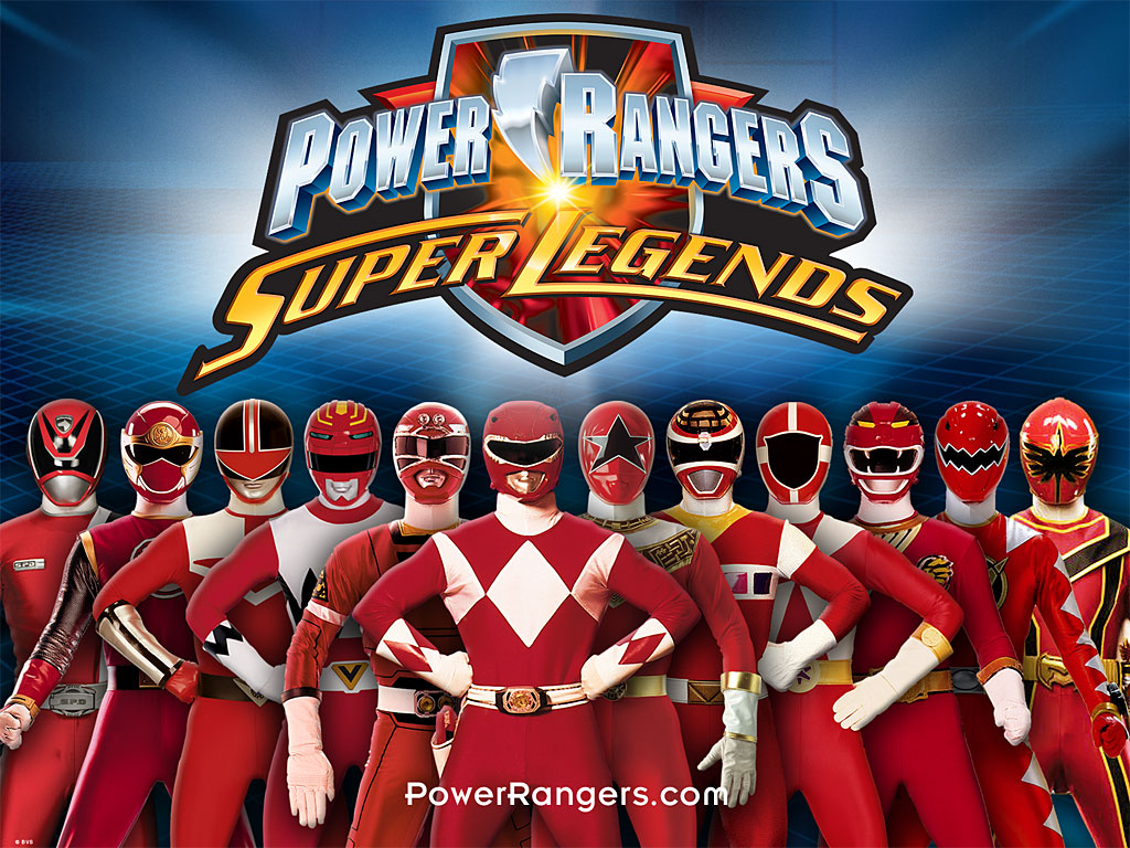 All Power Rangers Wallpapers