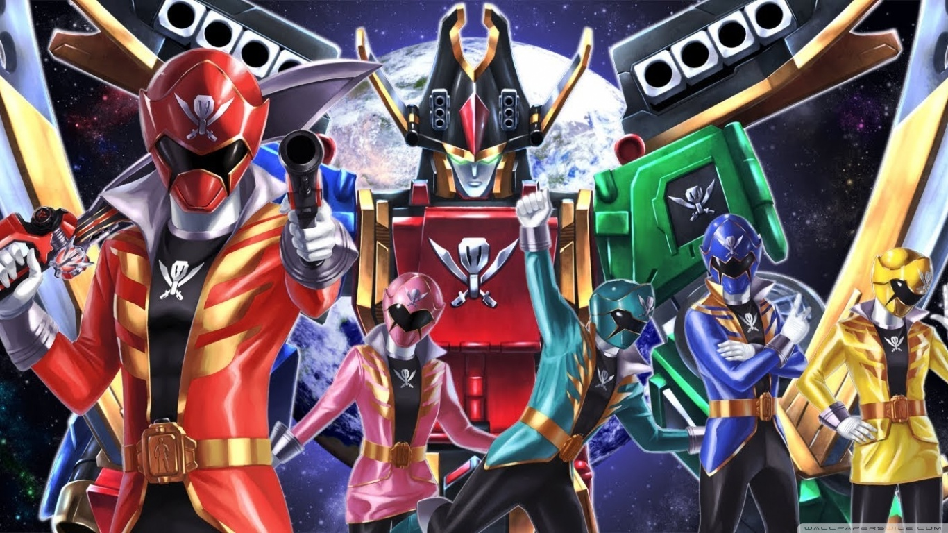 Download All Power Rangers Wallpapers Gallery