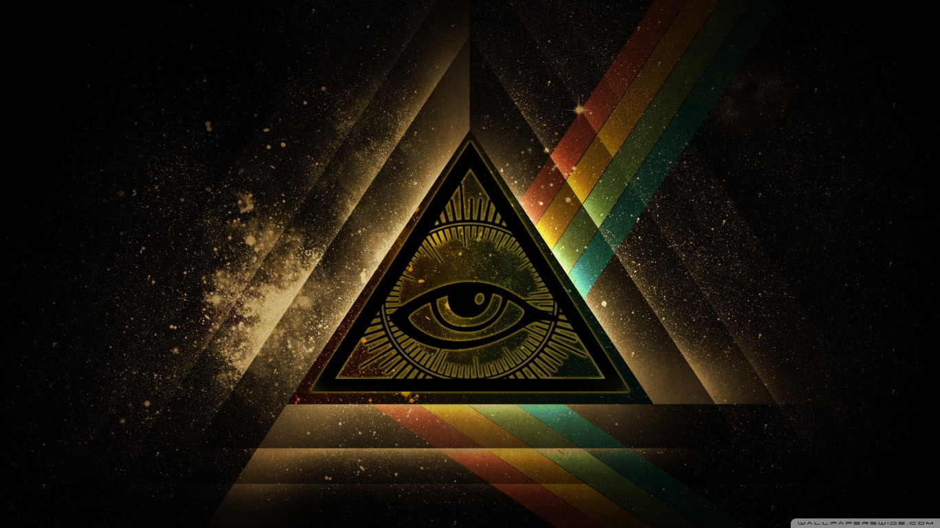 All Seeing Eye HD Wallpaper