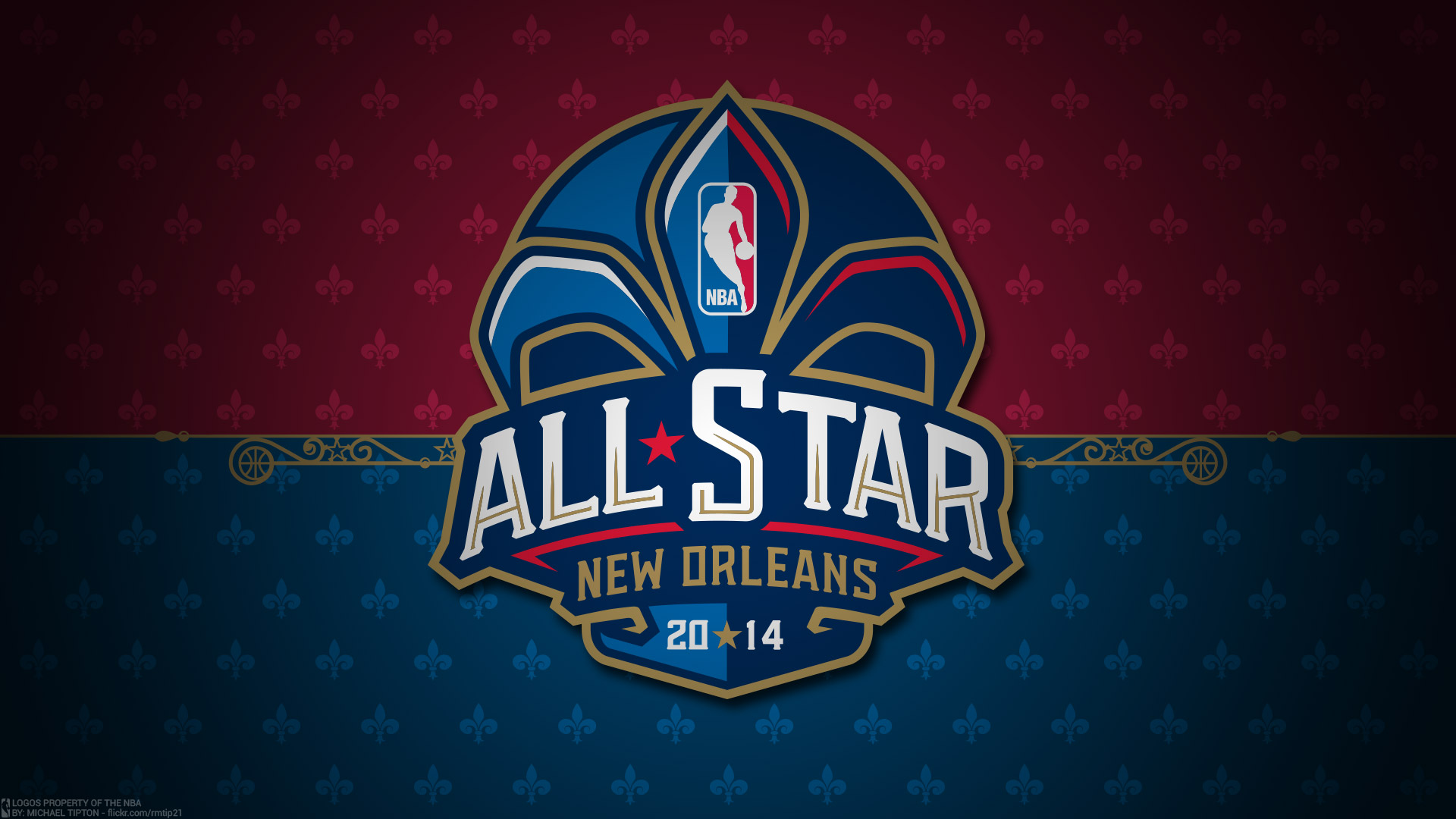 All Star NBA Wallpaper