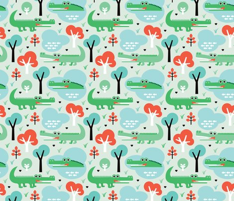 Alligator Wallpaper For Home