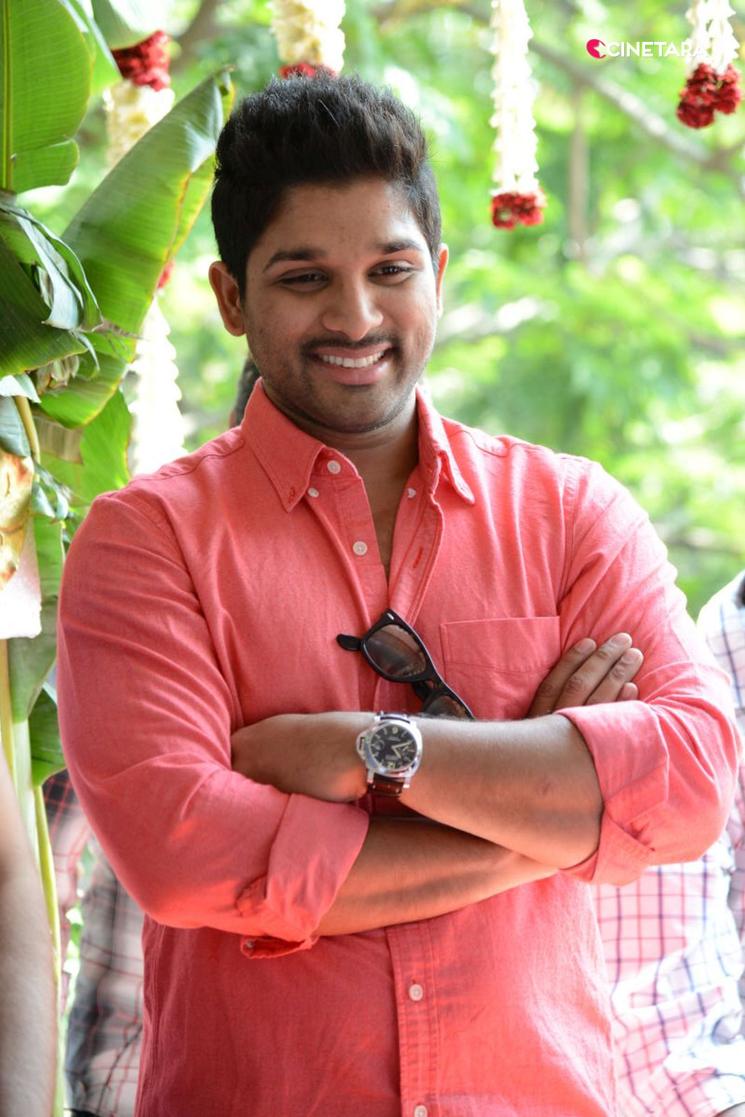 Allu Arjun New Movie Wallpapers