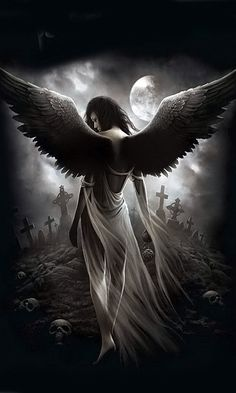 Wallpaper Image The Dark Source Download Alone Angel Gallery