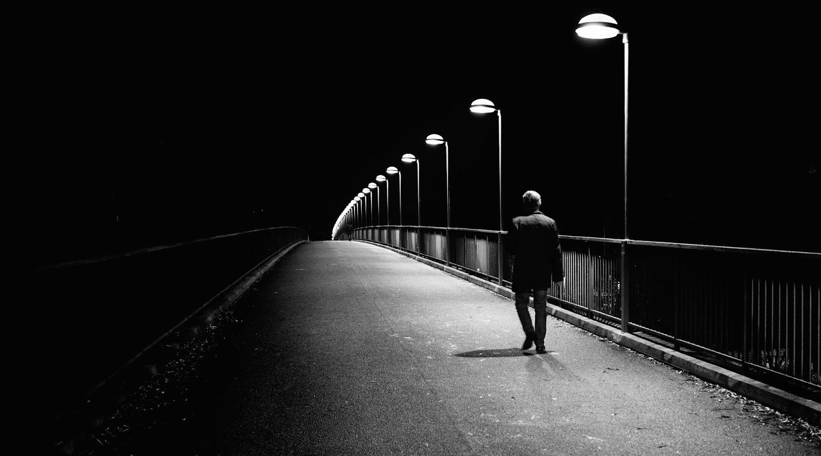 Alone Night Wallpapers