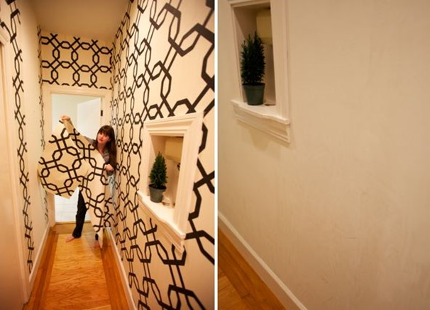 Alternatives To Wallpaper And Paint