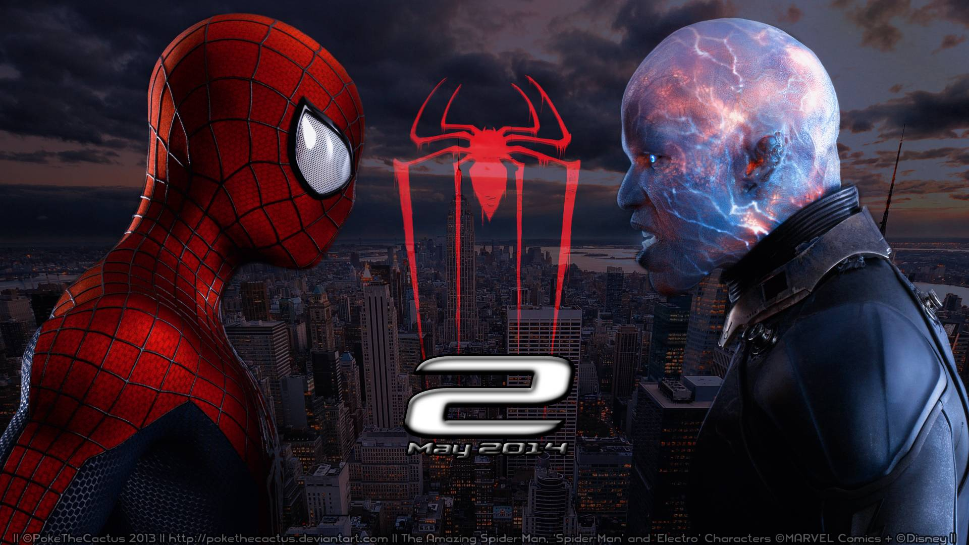 Amazing Spider Man 2 Live Wallpaper