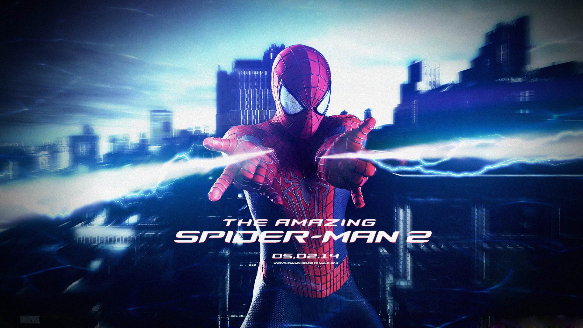 Amazing Spider Man 3D Wallpaper