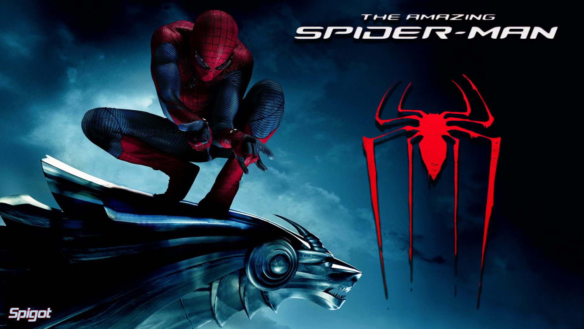 Amazing Spider Man Wallpaper 2012