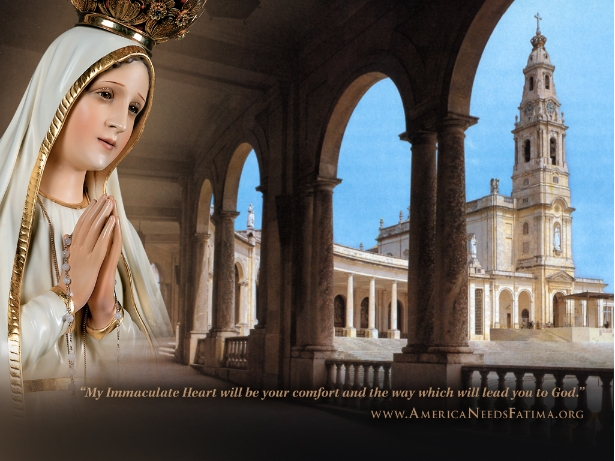 America Needs Fatima Wallpaper