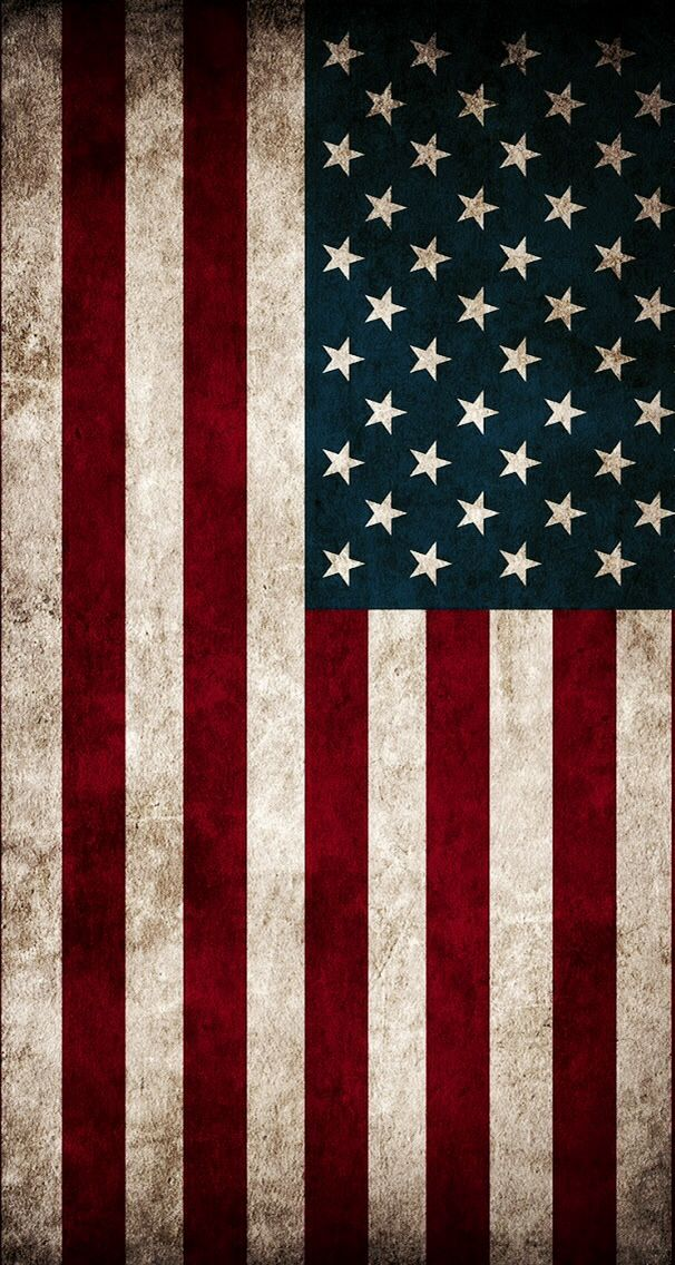American Flag Phone Wallpaper
