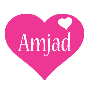 Amjad Name Wallpaper