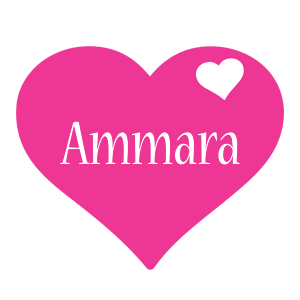 Ammara Name Wallpaper