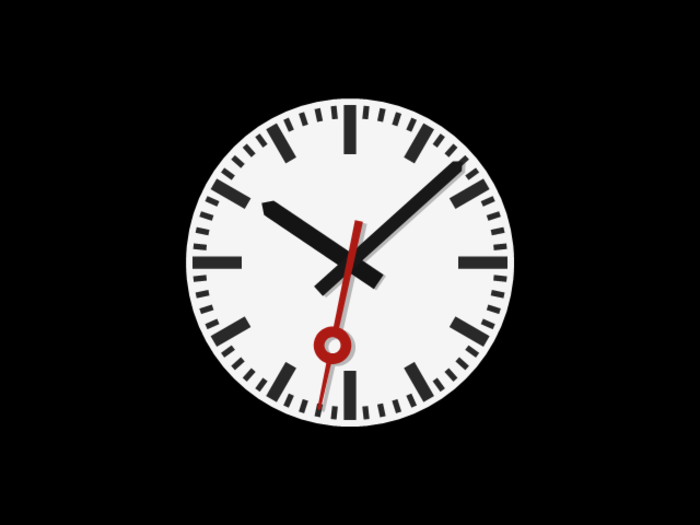 Analog Clock Wallpaper Download