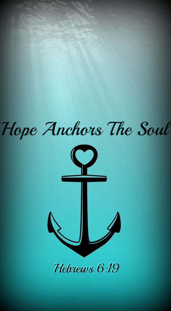 Anchor Phone Wallpaper