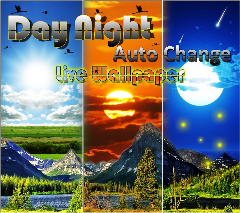 Android App Wallpaper Changer