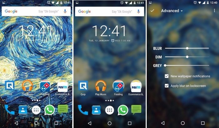 Android Live Wallpaper Best
