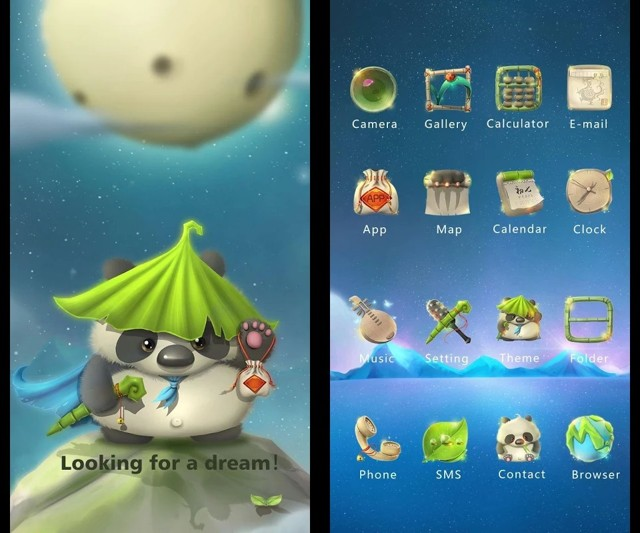 Android Themes And Wallpapers