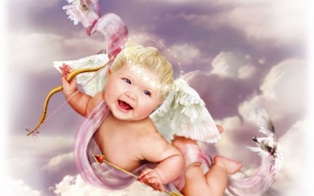Angel Baby Wallpaper Baby Wallpapers