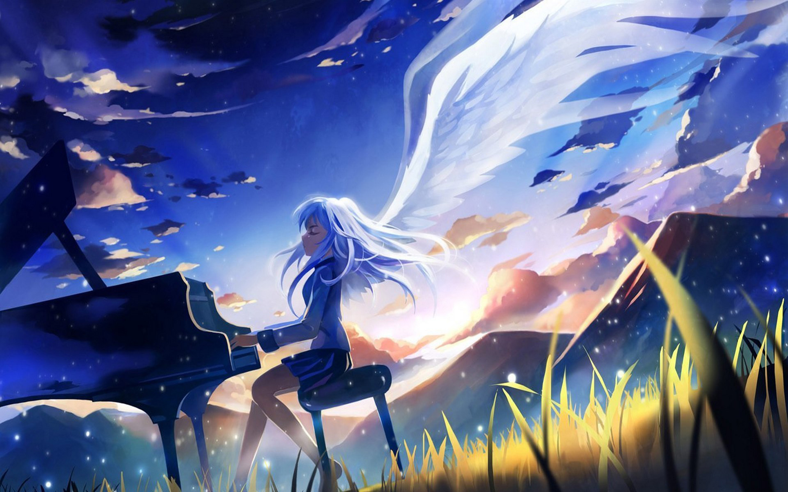 Angel Beats HD Wallpaper