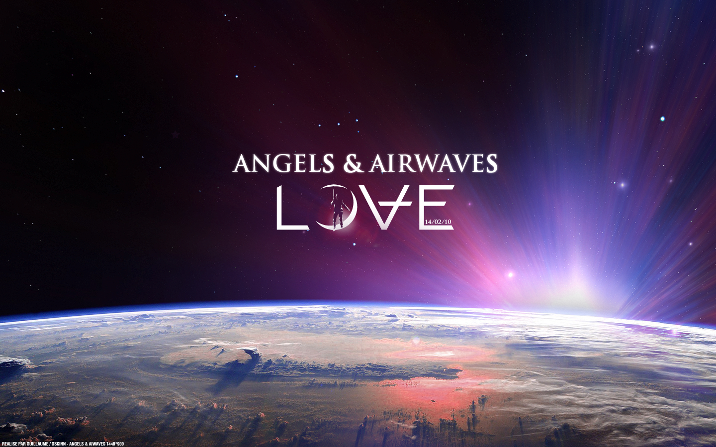 Angels And Airwaves Wallpaper