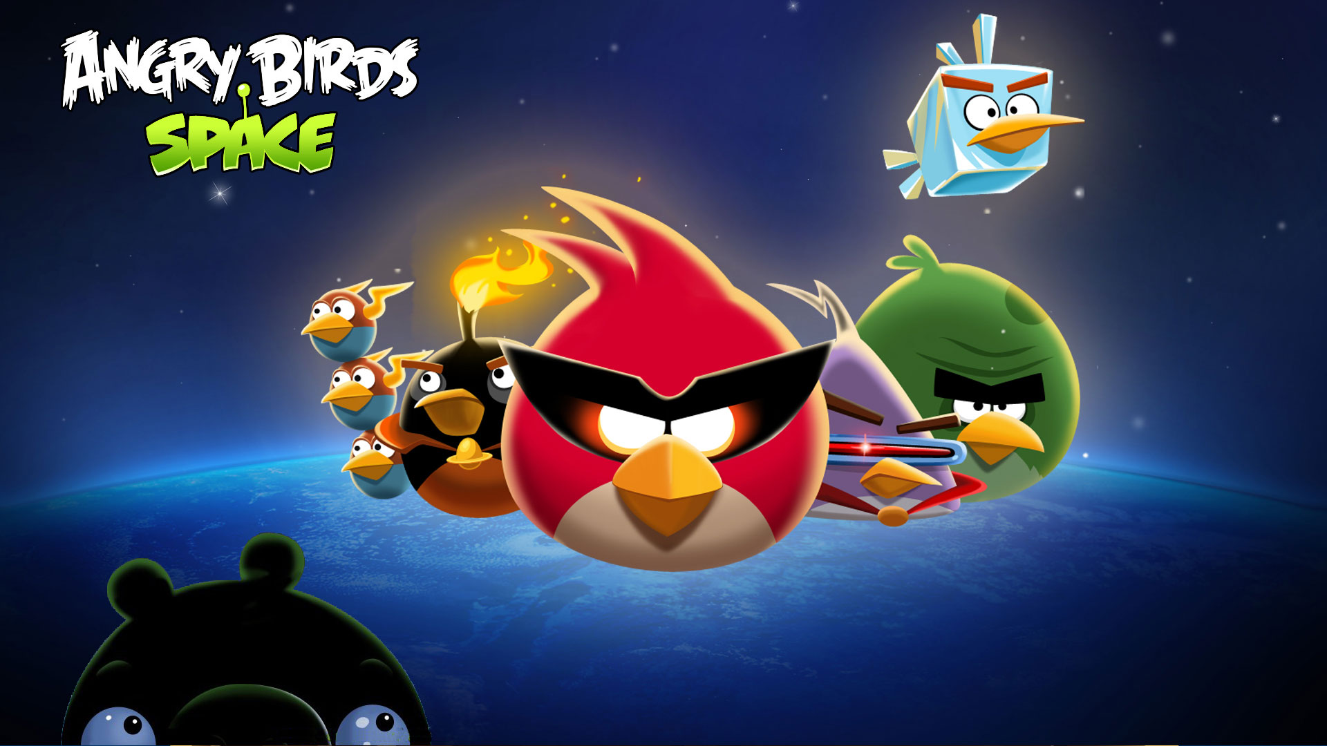 Angry Birds Wallpaper Free Download For Pc