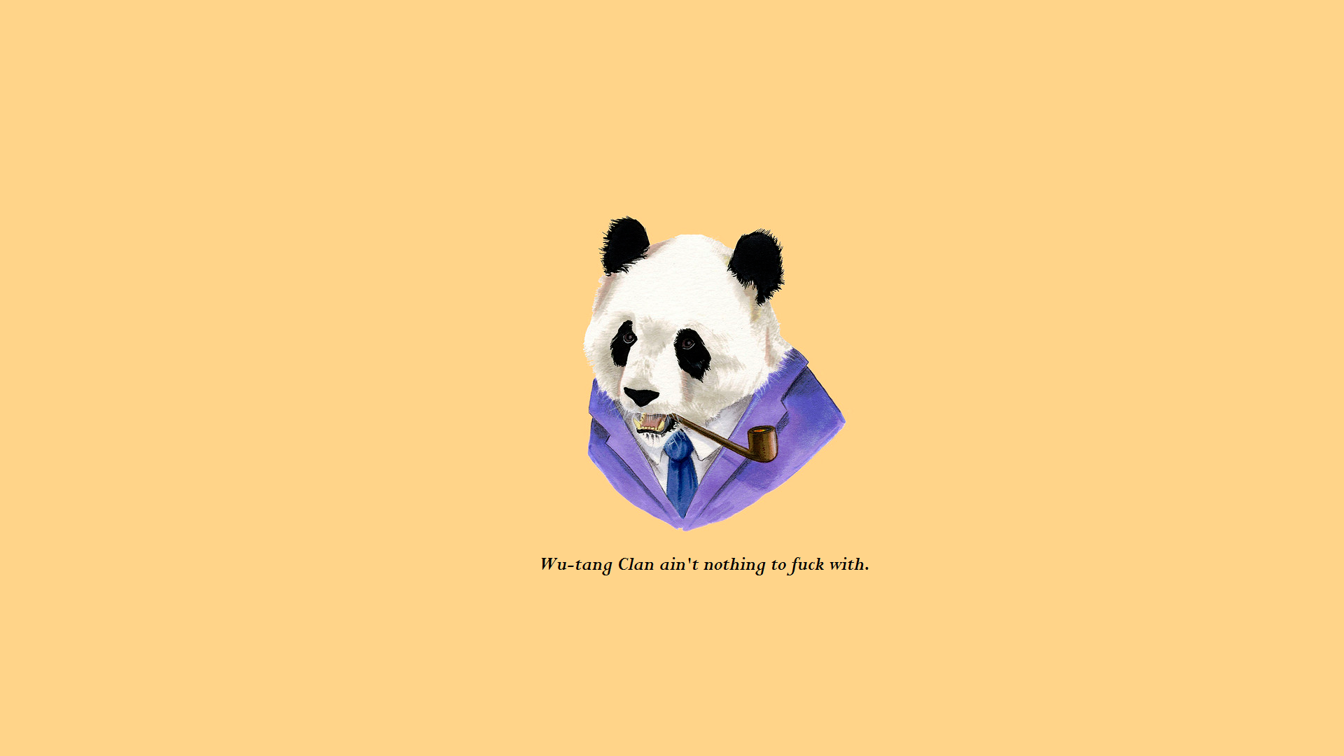 Animals In Suits Wallpaper