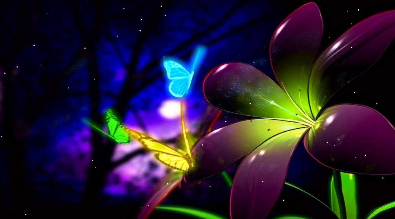 Animated Butterfly Wallpaper Free Download