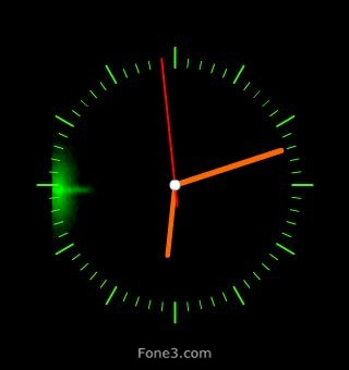 download animated clock wallpaper for samsung mobile gallery