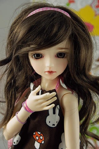 Animated Dolls Wallpapers