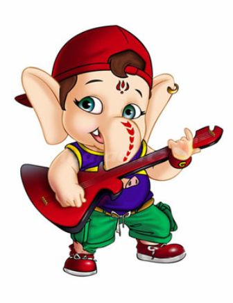 Animated Ganpati Wallpaper