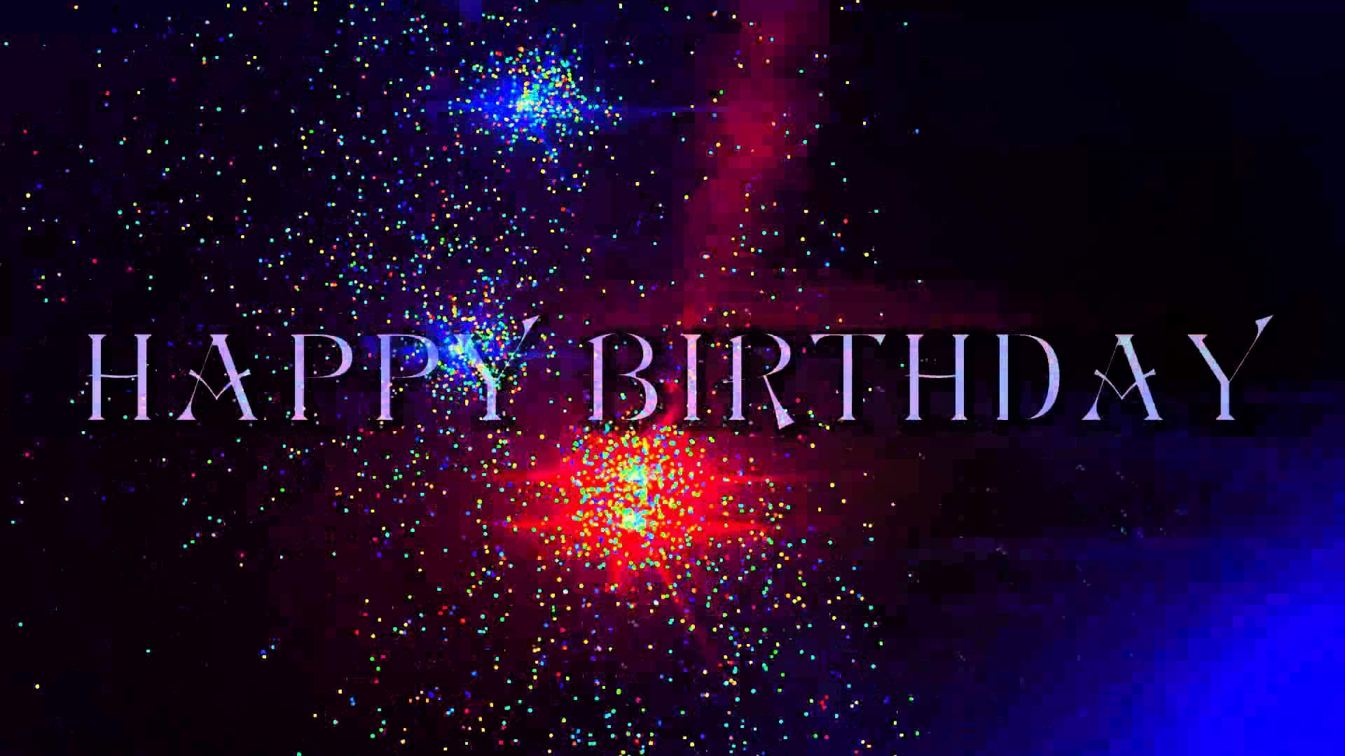 Download Animated Happy Birthday Wallpaper Gallery
