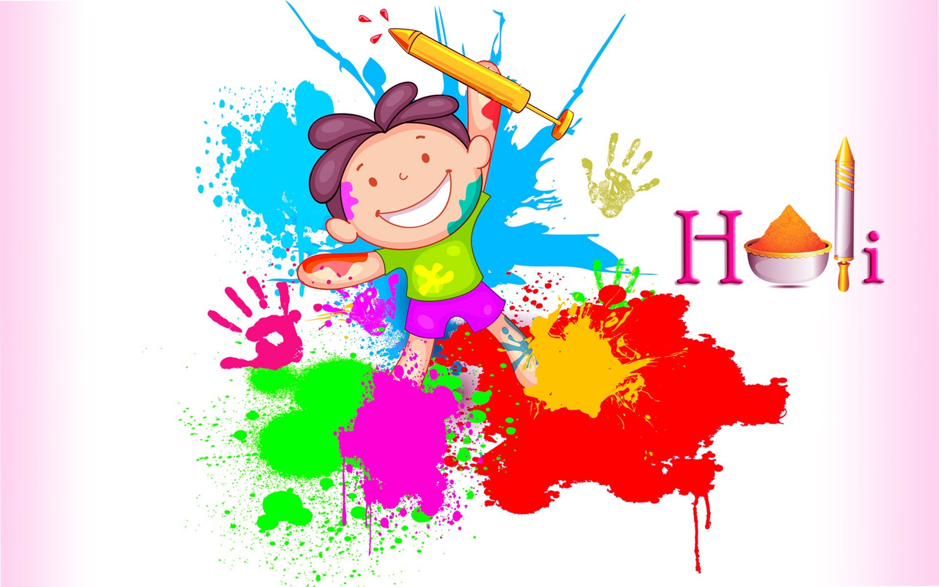 Download Animated Holi Wallpaper Gallery