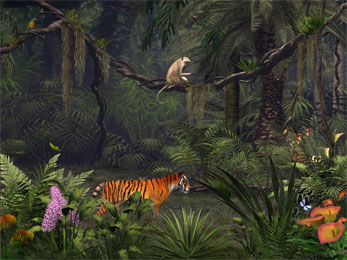 Download Animated Jungle Wallpaper Gallery