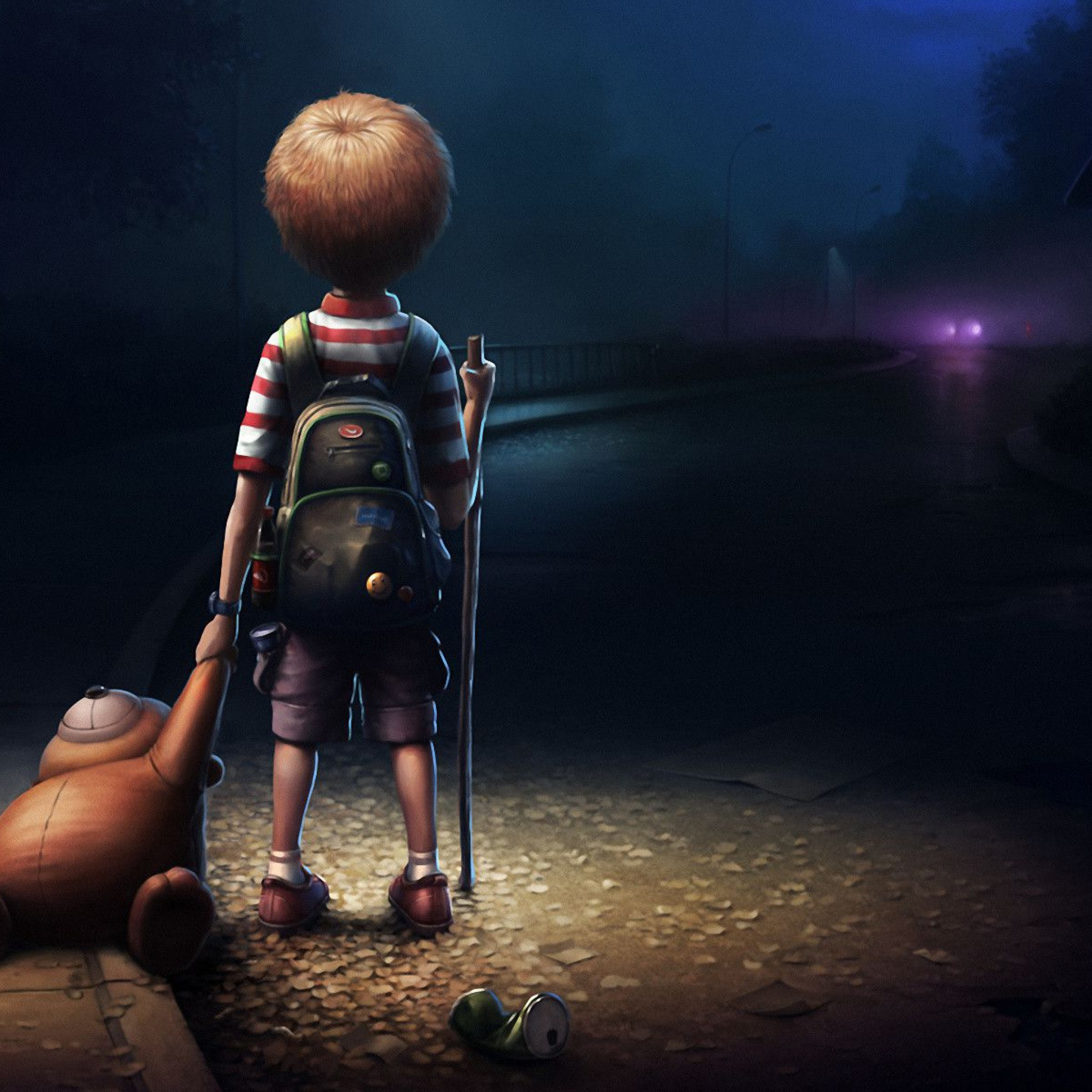 Download Animated Lonely Boy Wallpapers Gallery
