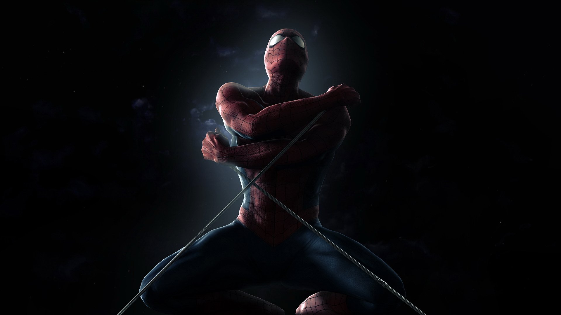 Animated Spider Wallpaper