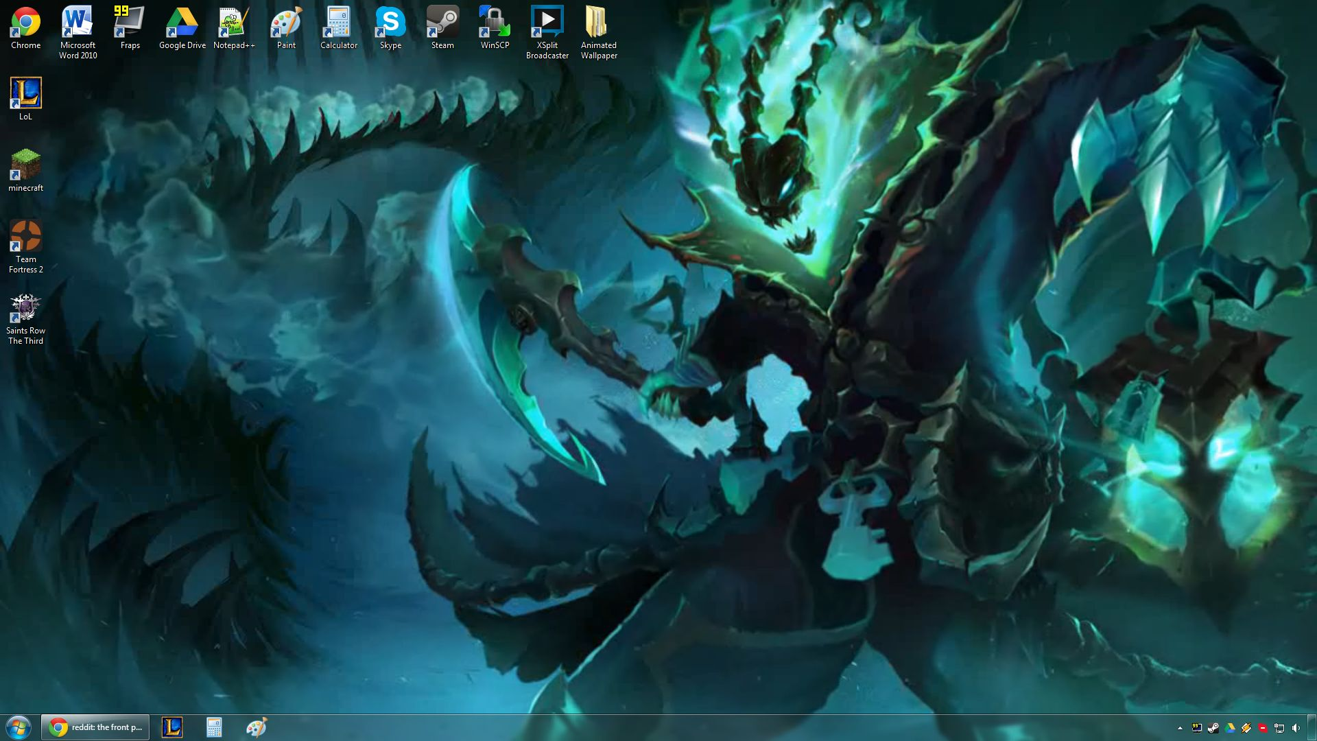 Download Animated Wallpaper League Of Legends Gallery