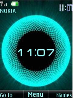 Animated Watch Wallpaper For Mobile