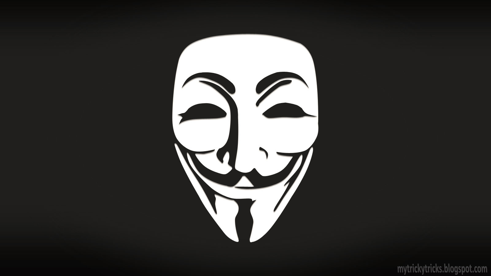 Anonymous Face Wallpaper