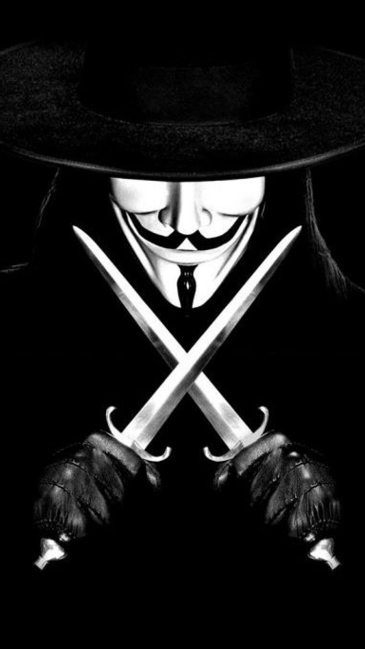 Download Anonymous Phone Wallpaper Gallery
