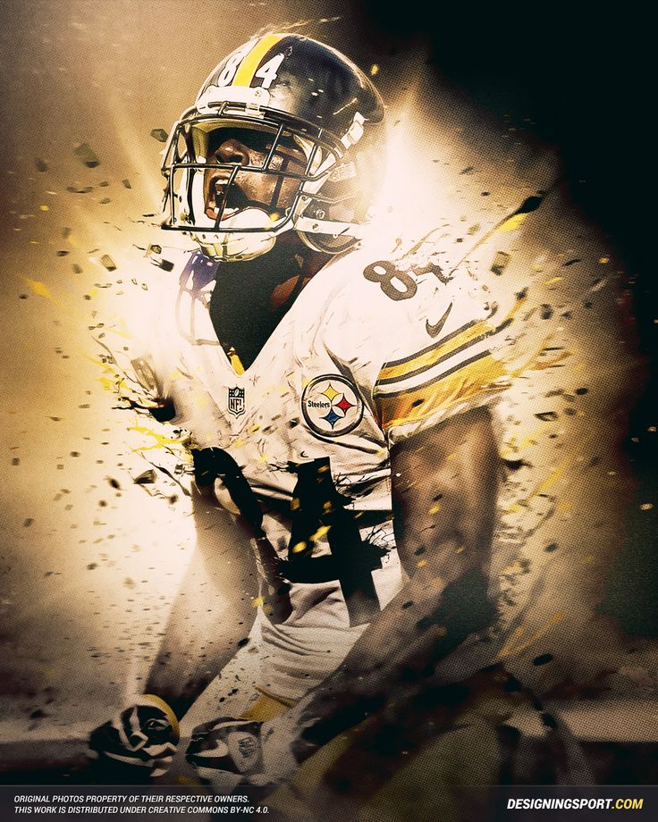 Download Antonio Brown Wallpaper Gallery
