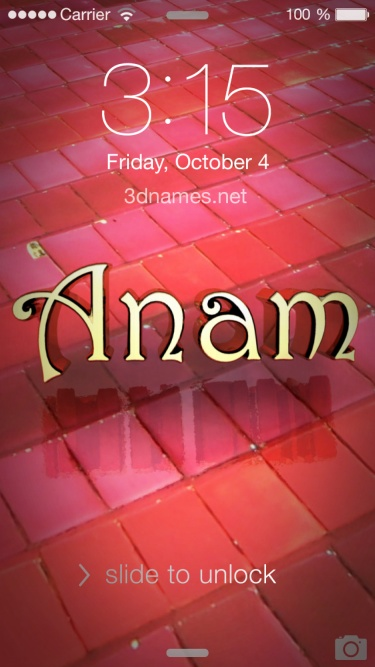 Anum Name Wallpapers