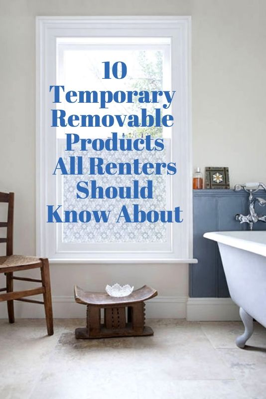 Apartment Therapy Temporary Wallpaper