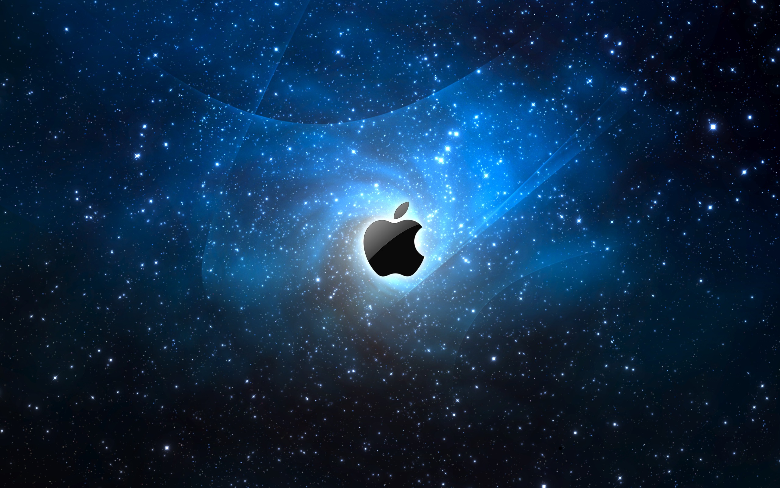 Apple Galaxy Wallpaper HD