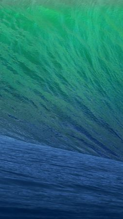 Apple Ocean Wallpaper