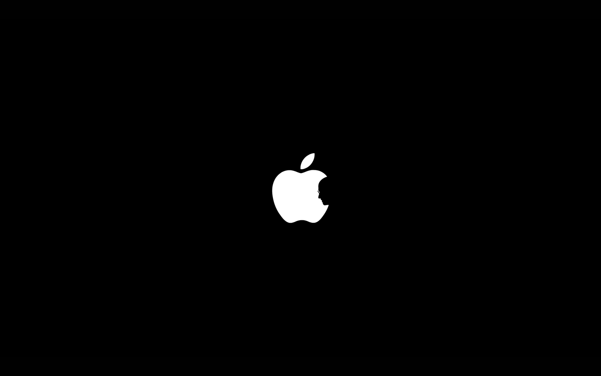 Apple Sign Wallpaper