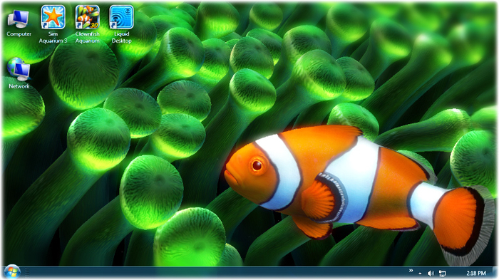 Free Live Wallpapers For Windows 8: Download Aquarium Live Wallpaper For Windows 8 Gallery